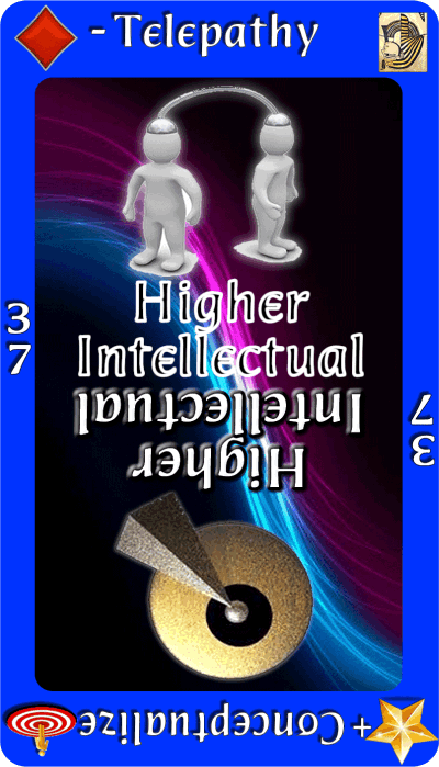 higher intellectual