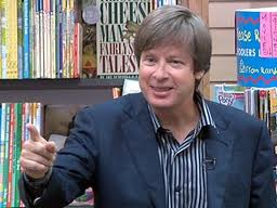 Dave Barry as a Mature Sage and balanced adult