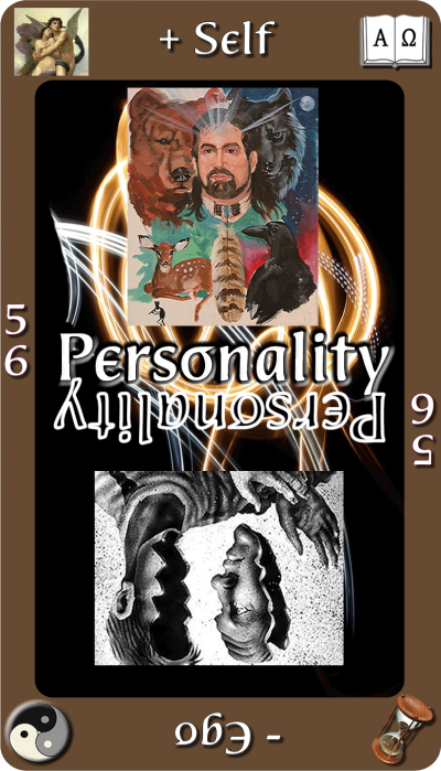 Card 56 - Personality - Michael Motivation Cards