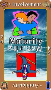 Mature Soul Card - Michael Motivation Cards